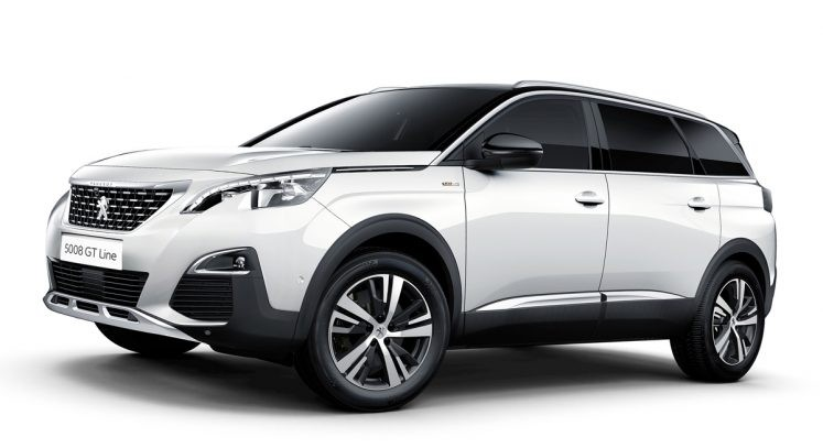 PEUGEOT 5008 Nouveau 1.2 PureTech 130ch S&S EAT6 Allure