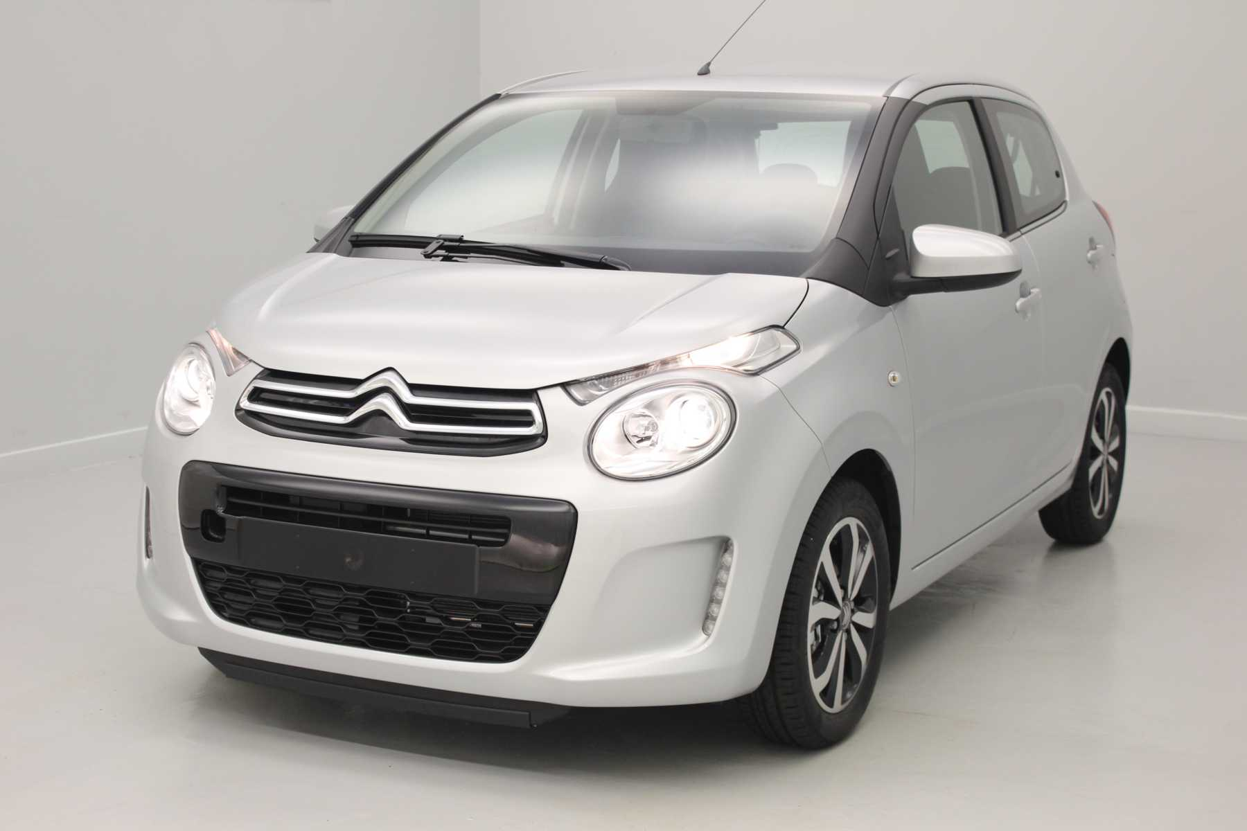 CITROEN C1 PureTech 82 Shine Gris Gallium + Climatisation Automatique avec options