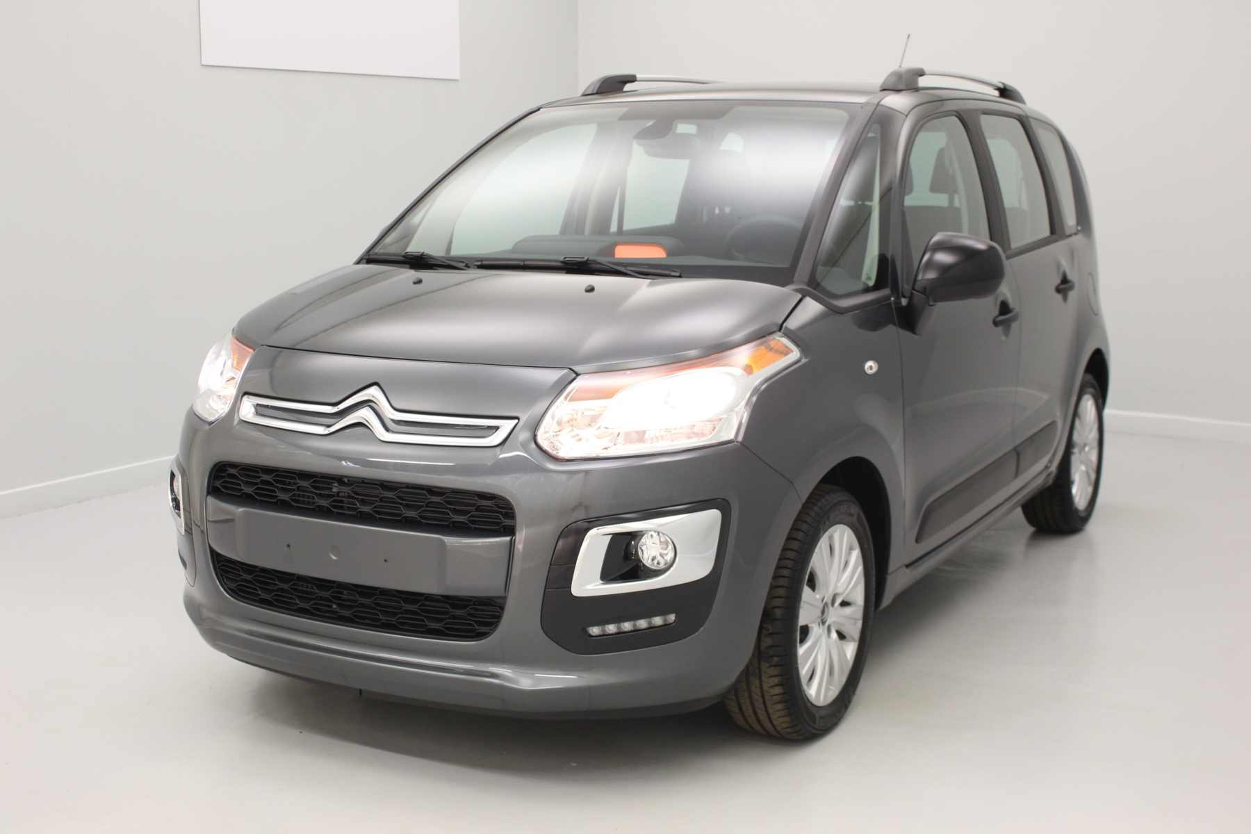 CITROEN C3 Picasso BlueHDi 100 Confort Gris Shark +Pack urbain avec options