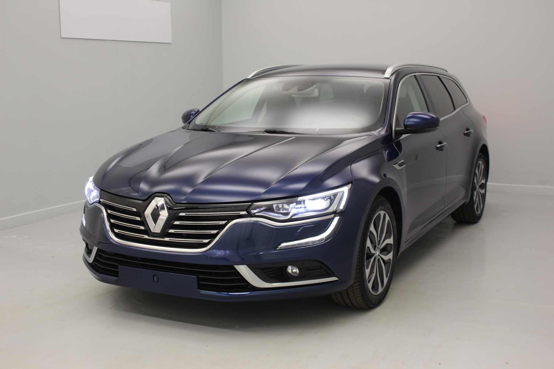 RENAULT Talisman Estate dCi 160 Energy Intens EDC Bleu Cosmos + Pack Cuir + Garantie 5 ans ou 100 000 kms avec options
