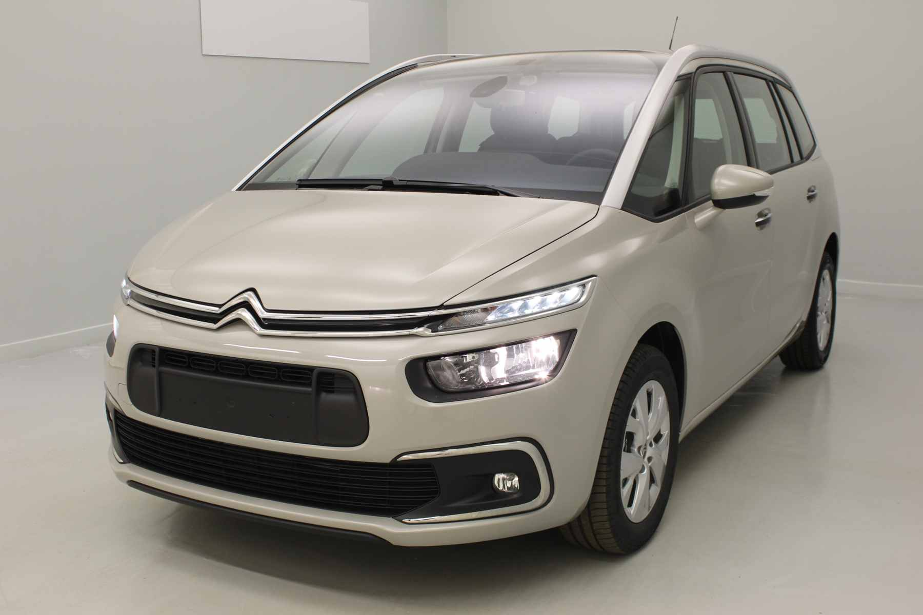 CITROEN Grand C4 Picasso BlueHDi 120 S&S Feel Sable + Accès démarrage mains libres + Alarme avec options