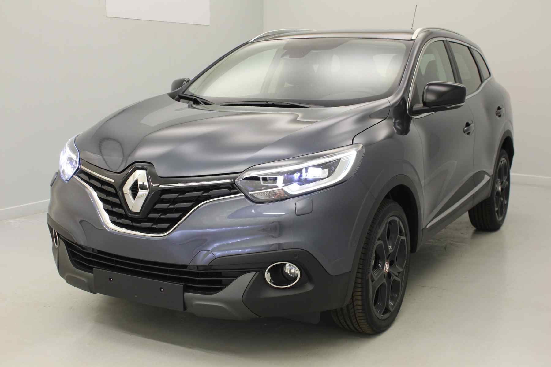 RENAULT Kadjar TCe 130 Energy Intens EDC Gris Titanium + Pack Cuir + Toit panoramique avec options