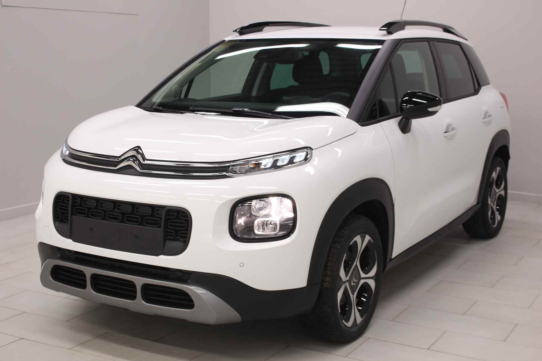 Acheter CITROEN C3 Aircross BlueHDi 100 S&S Feel Natural White + Pack City + Grip Control avec options chez un mandataire auto