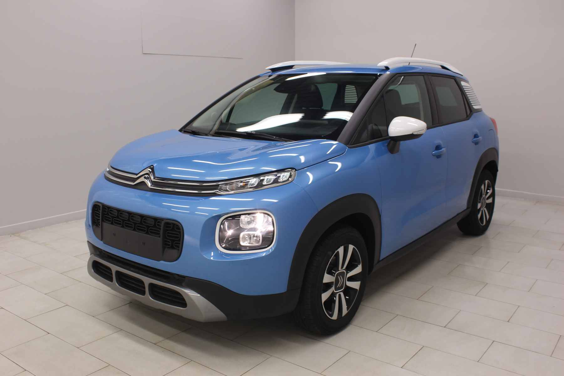 Acheter CITROEN C3 Aircross BlueHDi 100 S&S Feel Breathing Blue + Pack City + Navigation avec options chez un mandataire auto