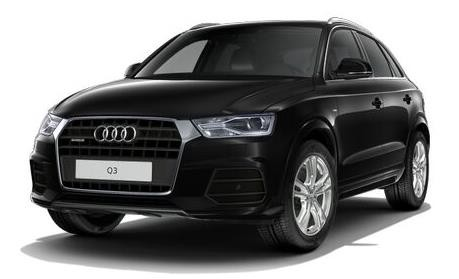 AUDI Q3 1.4 TFSI COD Ultra 150 ch S line avec options