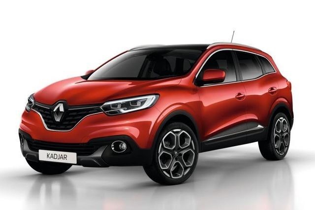 RENAULT Kadjar dCi 110 eco² Energy Zen EDC avec options