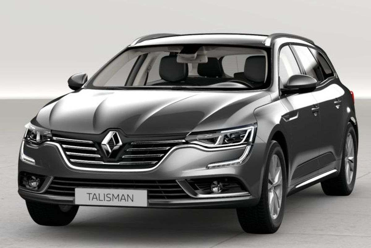 mandataire auto renault talisman break automatique. Black Bedroom Furniture Sets. Home Design Ideas