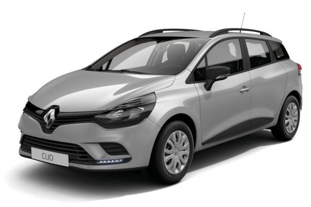 RENAULT Clio IV Estate Nouvelle 1.2 16V 75 Life avec options