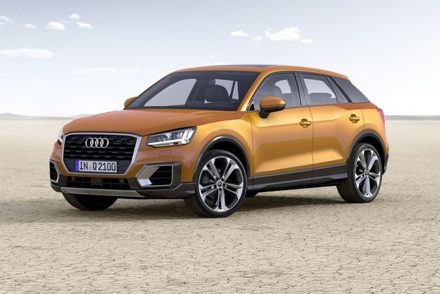 AUDI Q2 1.6 TDI 116 ch BVM6 avec options