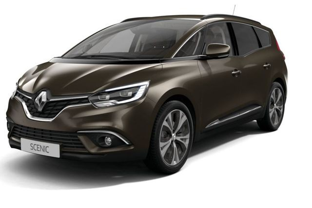 RENAULT Grand Scénic Nouveau TCe 130 Energy Zen 7 places avec options