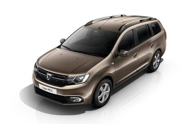 DACIA Logan MCV Nouvelle dCi 90 Blackline avec options