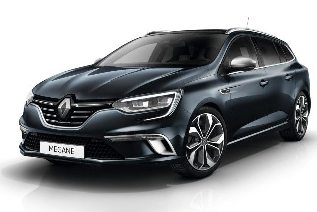 RENAULT Nouvelle Mégane Estate dCi 110 Energy EDC Zen avec options