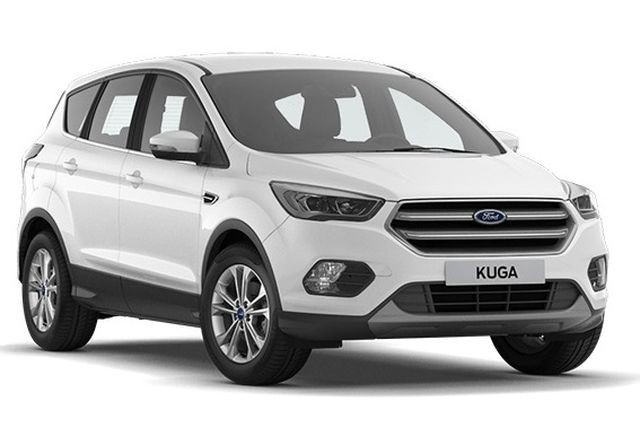 FORD Kuga 1.5 TDCi 120 S&S 4x2 Powershift Titanium avec options