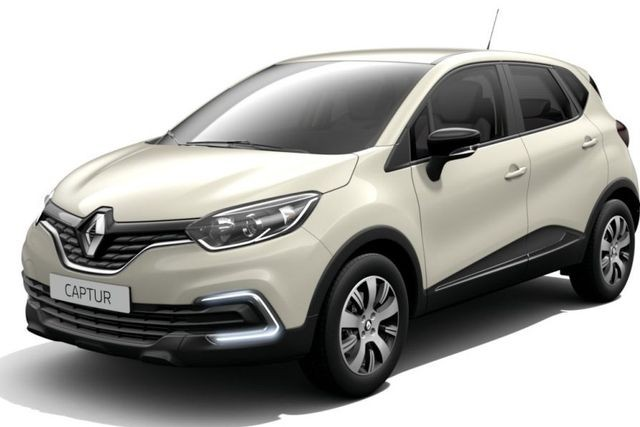 RENAULT Nouveau Captur TCe 120 Energy Intens EDC avec options