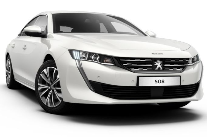 Acheter PEUGEOT 508 Nouvelle BlueHDi 160 ch S&S EAT8 Allure Blanc Nacre + Peugeot Full LED Technology + Pack Inviolabilite avec options chez un mandataire auto