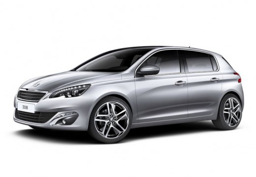 PEUGEOT 308 1.6 BlueHDi 120 ch FAP BVM6 Allure avec options