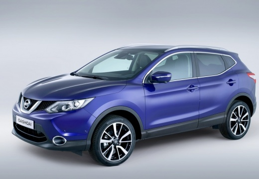 NISSAN Qashqai 1.6 dCi 130 N-Connecta avec options