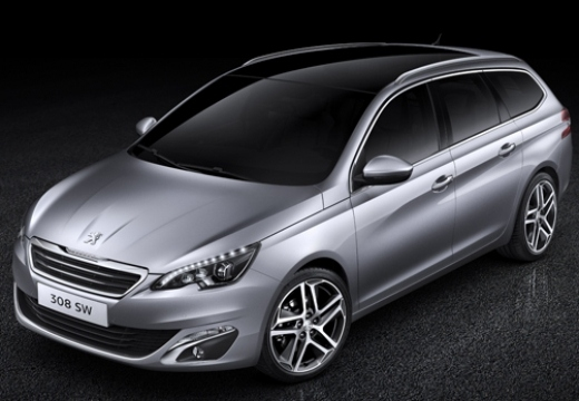 PEUGEOT 308 SW 1.6 BlueHDi 120 ch BVM6 Allure avec options
