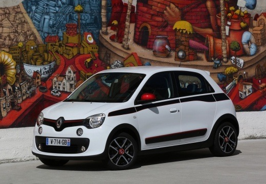 RENAULT Twingo 0.9 TCe 90 Intens EDC avec options
