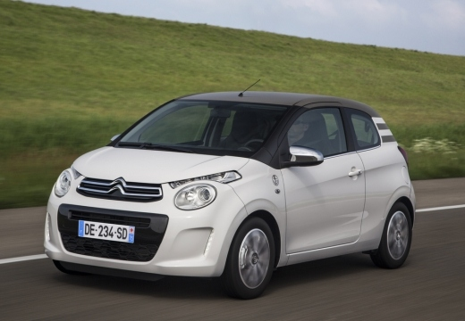 CITROEN C1 VTi 68 Feel