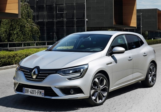 RENAULT Nouvelle Mégane IV Berline dCi 110 Energy Intens EDC avec options
