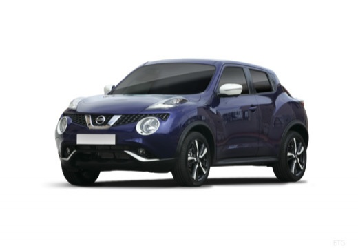 NISSAN Juke 1.5 dCi 110 FAP Start/Stop System N-Connecta avec options
