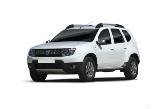 DACIA Duster dCi 110 EDC 4x2 Black Touch 2017 avec options