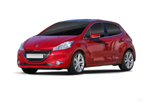 PEUGEOT 208 1.6 BlueHDi 100ch BVM5 Allure 5 portes avec options