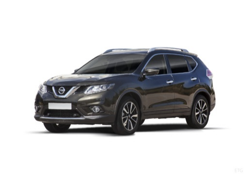 NISSAN X-Trail 1.6 dCi 130 Euro 6 5pl All-Mode 4x4-i Tekna Bleu Abysse avec options