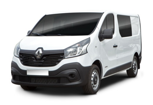 RENAULT Trafic Combi L1 dCi 95 Energy Life avec options