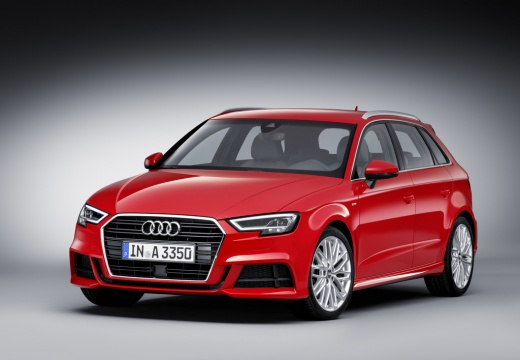 AUDI A3 Sportback Nouvelle 2.0 TFSI 190 Design avec options