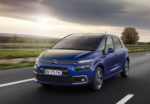 CITROEN C4 Picasso Nouveau PureTech 130 S&S Live EAT6 avec options