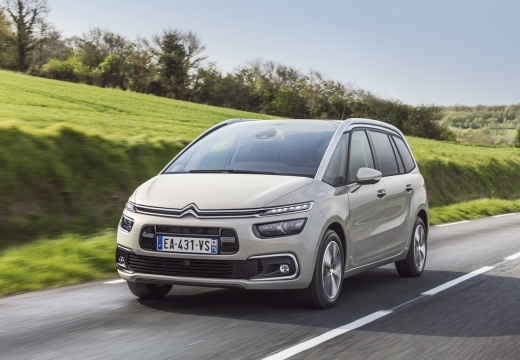 CITROEN Grand C4 Picasso Nouveau PureTech 130 S&S Live EAT6 avec options