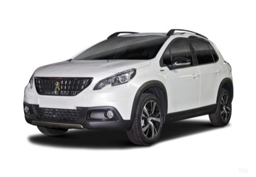 PEUGEOT 2008 Nouveau 1.6 BlueHDi 120ch S&S BVM6 Allure Rouge Ultimate + Navigation avec options
