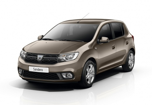 DACIA Sandero Nouvelle dCi 90 Stepway Easy-R avec options