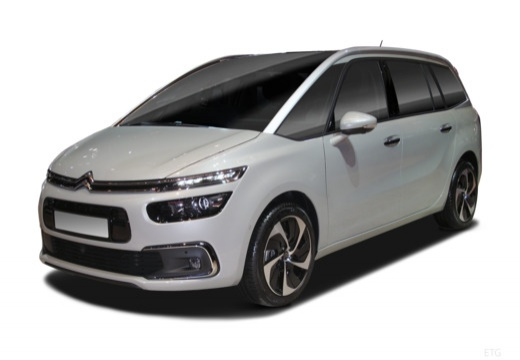 CITROEN Grand C4 Picasso Nouveau PureTech 130 S&S Shine avec options