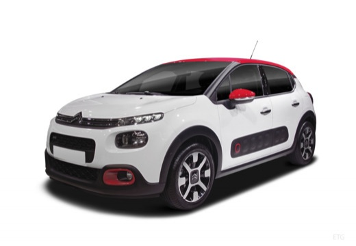 CITROEN C3 Nouvelle PureTech 82 Shine avec options
