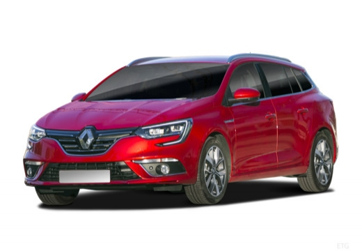 RENAULT Nouvelle Mégane Estate dCi 130 Energy Intens avec options