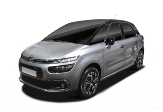 CITROEN C4 Picasso PureTech 130 S&S Feel EAT6 avec options