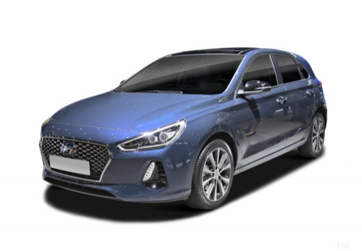 HYUNDAI i30 1.6 CRDi 110 BVM6 Intuitive avec options