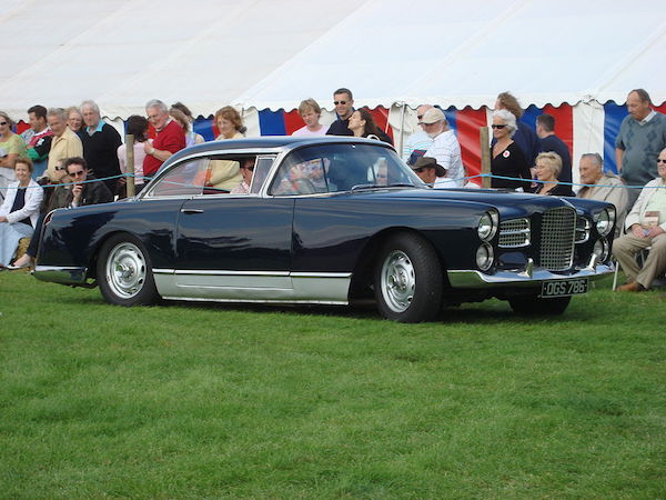 LES MARQUES AUTOMOBILES DISPARUES - FACEL VEGA