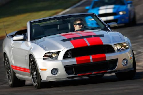 Ford Mustang Shelby GT 500 Série 2
