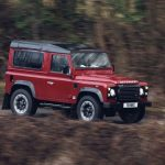 LAND ROVER DEFENDER LA RESURRECTION
