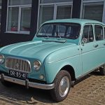 RENAULT 4 L, ON NE CONNAIT QU'ELLE !!!